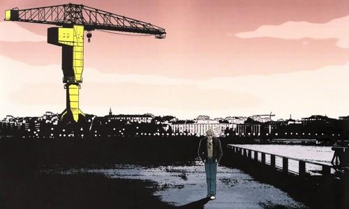 """BD """"L'ange noir"""" de Jean-Pierre Bathany et Jérôme Mathé (Sixto)"""