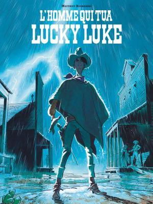 "BD ""L'homme qui tua Lucky Luke"" (Mathieu Bonhomme)"