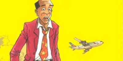 """BD """"Le retour au pays d'Alphonse Madiba dit Daudet"""" de Christophe Ngalle Edimo et Al'Mata (L'Harmattan BD 2011)"""