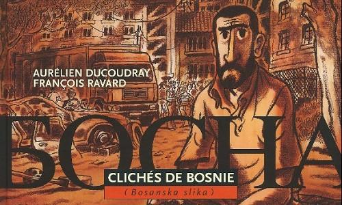 """BD """"Clichés de Bosnie"""" de François Ravard et Aurélien Ducoudray (Futuropolis 2013)"""
